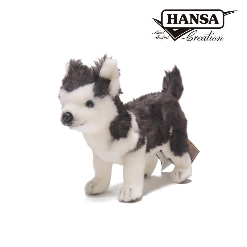 Hansa 6970 哈士奇寶寶站姿20公分