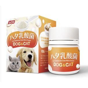 新品上市 日本原裝進口 寵物專用 LCH乳酸菌 食用一個月30天份  美國FDA+24國菌種專利+SGS檢驗