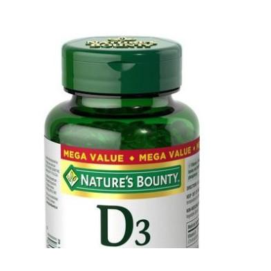 自然之寶 Nature's Bounty 維他命D3 500顆裝 🇨🇦加拿大代購🇨🇦