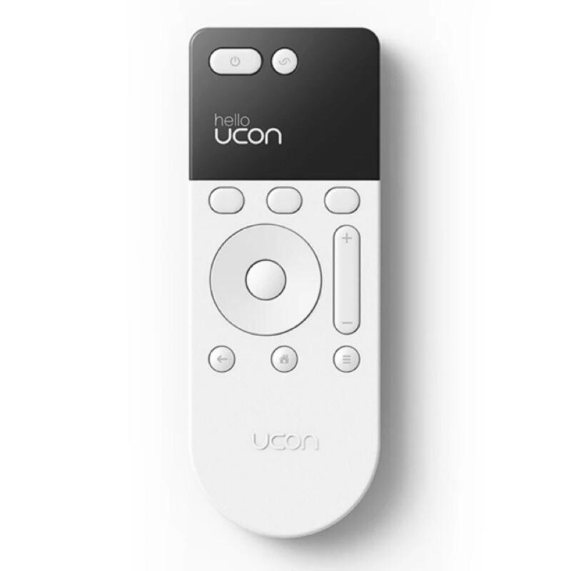 ucon 手機紅外線遙控器 遙控器內建最新版的軟體,讓您可以正常使用app