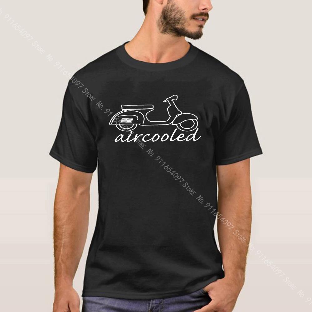 踏板車 T 卹 Vespa Aircooled Mod Classic Club Gs 150Cc Li Italy 自