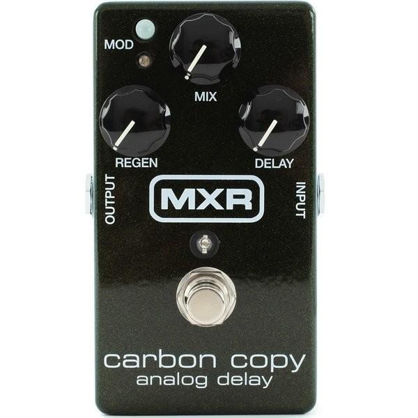 [公司貨免運] MXR M169 Carbon Copy Analog Delay 延遲 效果器 [唐尼樂器]