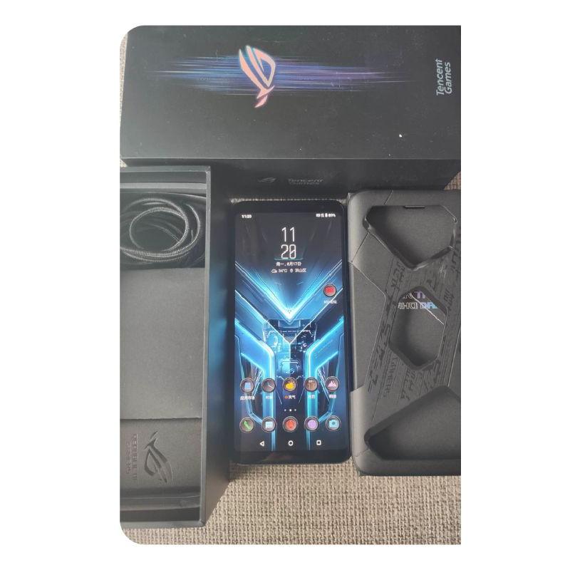 預購代購陸版 9.9新華碩Asus Rog phone3 rog3 經典版12+128 刷國際版