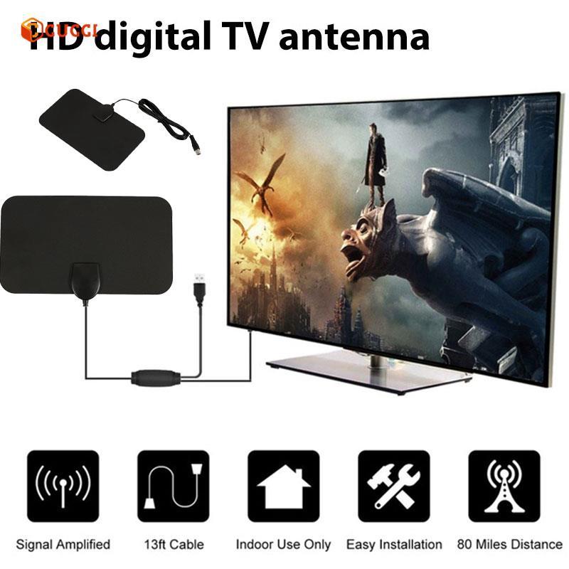 35英里範圍數字電視高清4K HDTV天線35英里範圍數字電視4K HDTV天線5 DBi
