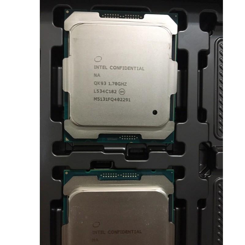 Intel XEON E5-2650L V4 QS正顯 CPU 14核心28线程 QK93