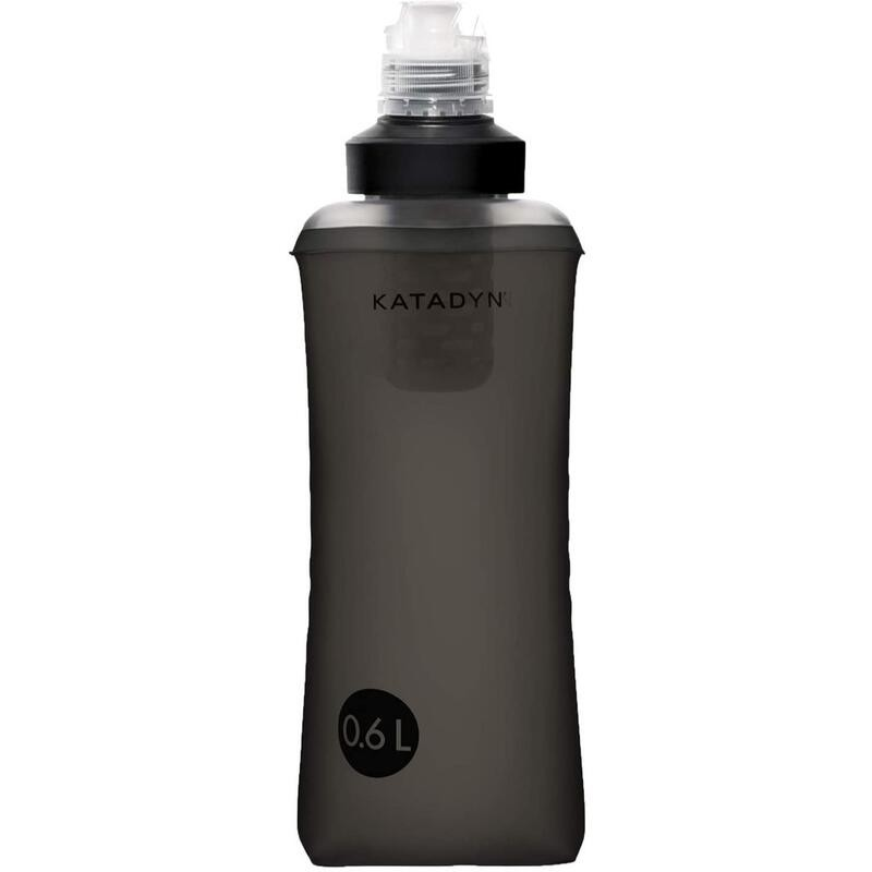 【山道具屋】Katadyn Befree 輕量隨身戶外濾水器(0.6L/軍規黑色限定版)