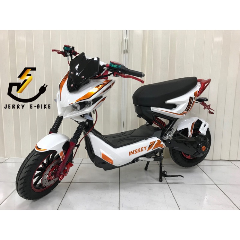 【EbikeMaster】戰狼wolf22電動車/72v23ah 馬達控制器 6顆電池