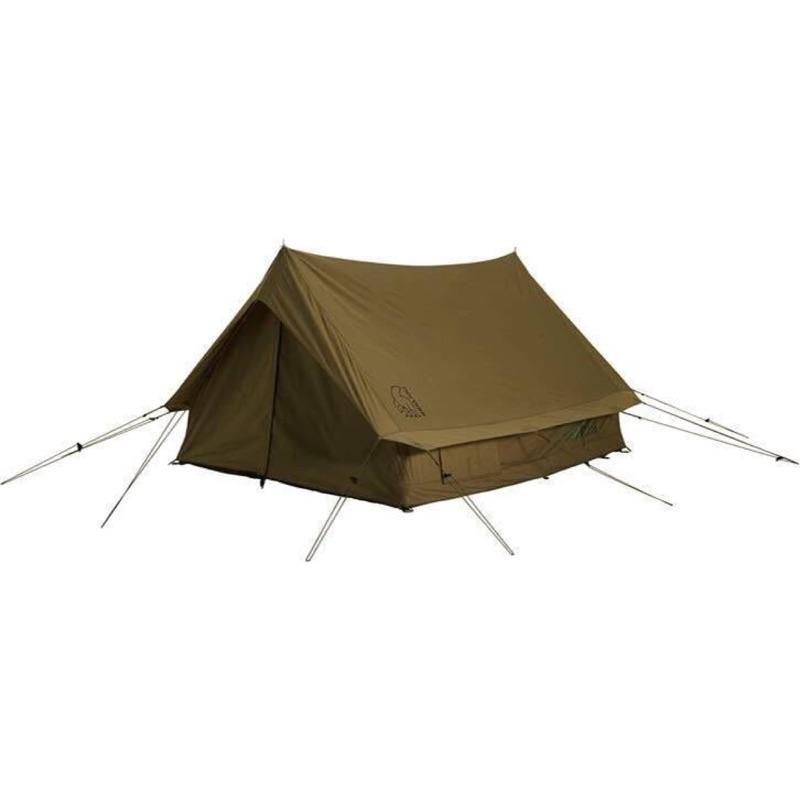 全新 數量少 Nordisk Ydun 5.5 軍綠 女神軍綠 熊帳 帳篷