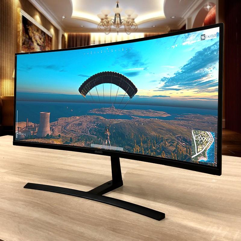 優優百貨店-曲面電腦螢幕顯示器32寸游戲27英寸IPS24屏幕臺式電腦液晶非2K 144hz二手