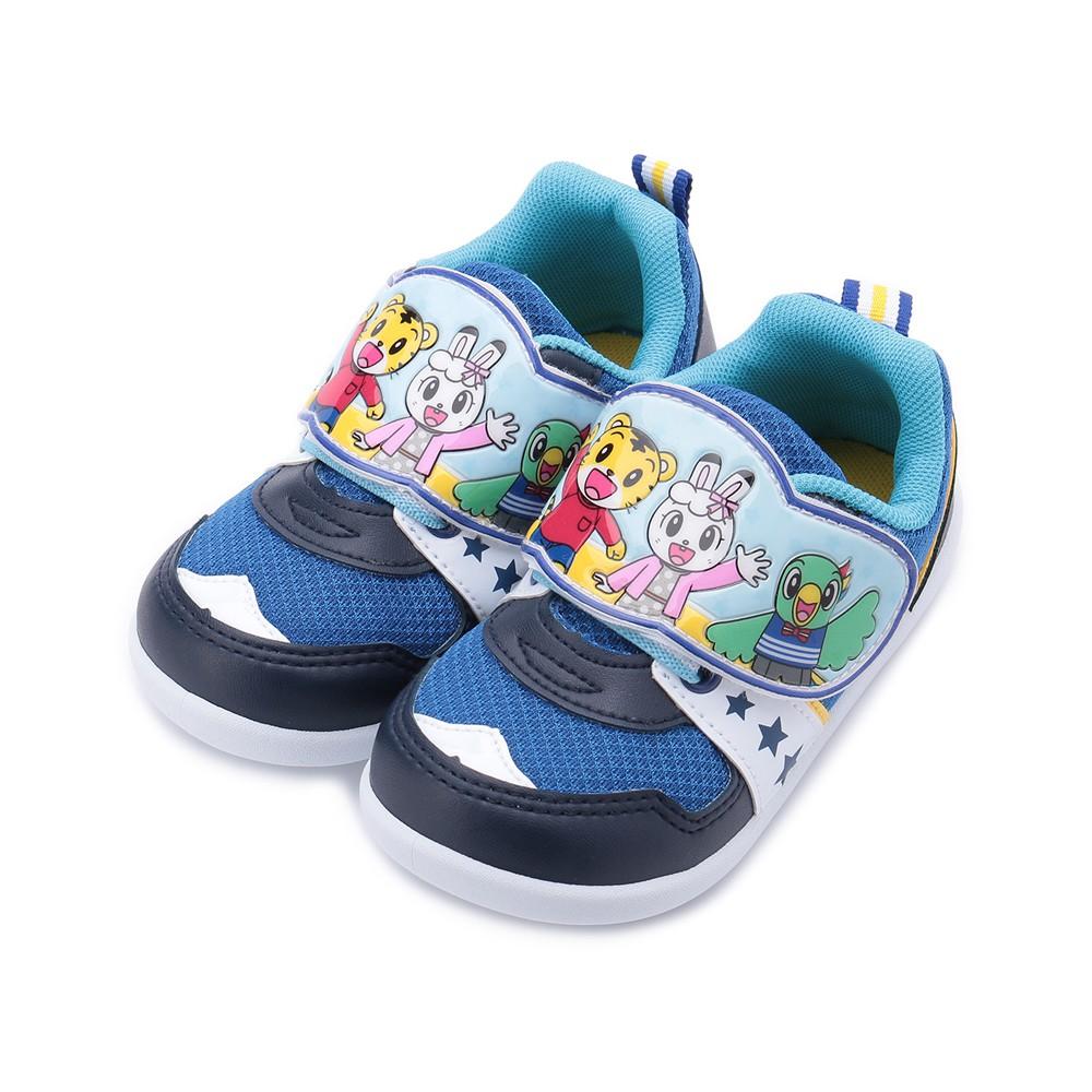 巧虎 好朋友運動休閒鞋 藍 TR8409 中童鞋