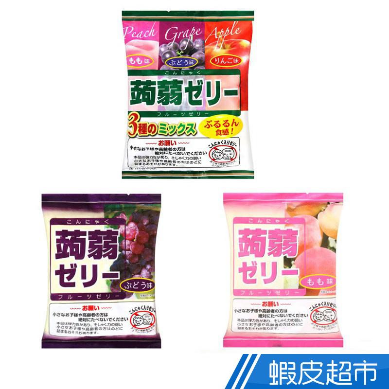日本Amehama 濃醇蒟蒻果凍 水蜜桃/葡萄/綜合 日本原裝進口 果凍系列 現貨 蝦皮直送 (部分即期)