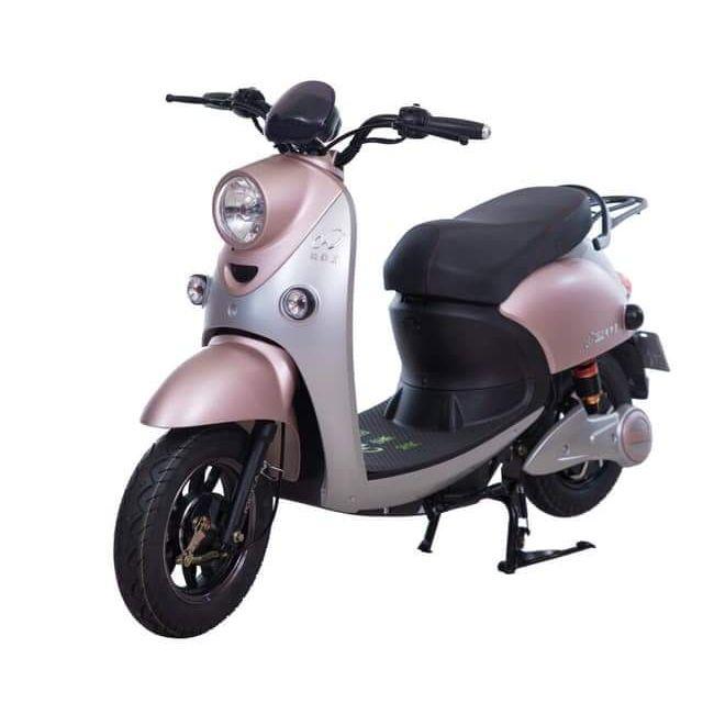 【新莊潤豐電動車】美家園JY-166S Mini Qbi 電動自行車 搭載有量鋰電池 STOBA防爆專利 可申請政府補助