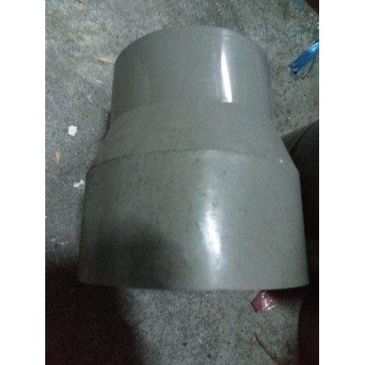 PVC硬管大小頭 薄的 4英吋轉2英吋,6英吋/5英吋轉3英吋,6英吋/6英吋轉8英吋 塑膠轉接頭_粗俗俗五金大賣場