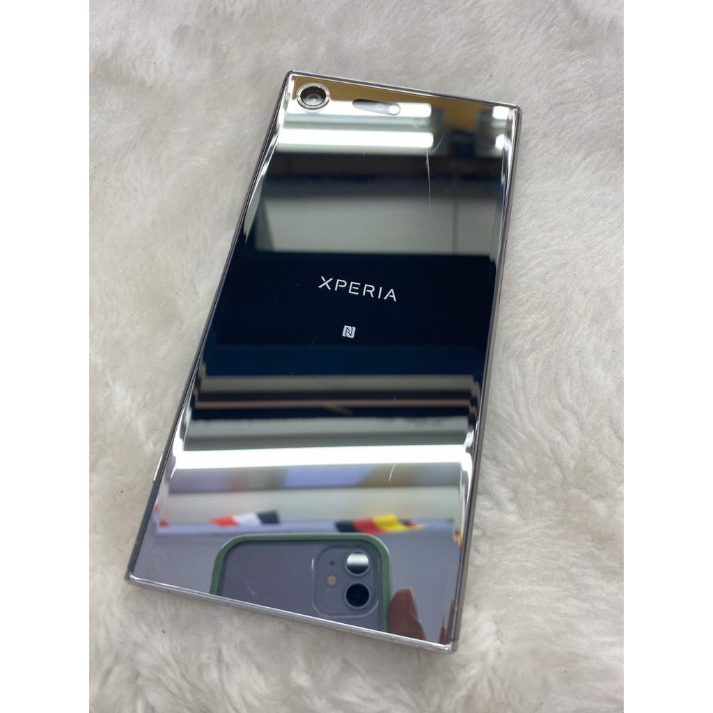【台灣公司貨】95新 Sony XZ Premium 銀 64G 5.5吋 二手機 空機 SONY XZP