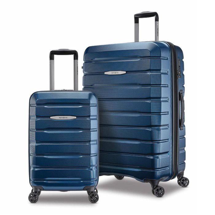 """【小如的店】COSTCO好市多線上代購~Samsonite 硬殼行李箱 27""""+20"""" 含輪尺寸為28""""+21"""""""