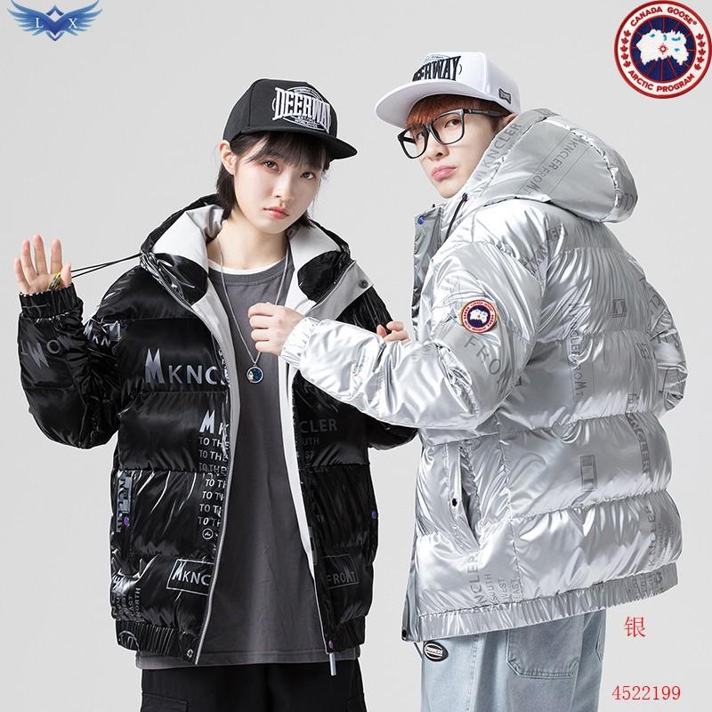 冬季新款 Canada Goose 加拿大鵝 羽絨服 羽絨外套 白鴨絨羽絨服 短款 羽絨服 情侶同款 連帽外套 保暖外套