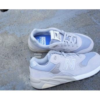 NEW BALANCE NB MRT580 駝色 麂皮 復古 慢跑鞋 MRT580GE 男女 灰