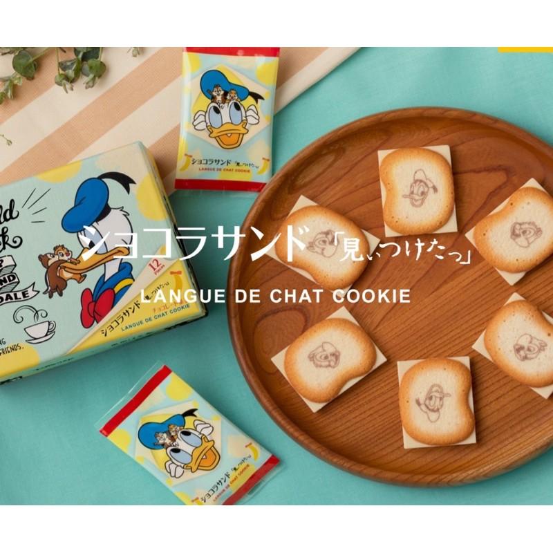 東京芭娜娜 東京ばな奈 東京Banana  限定Disney 唐老鴨巧克力夾心 太可愛了😍😍😍