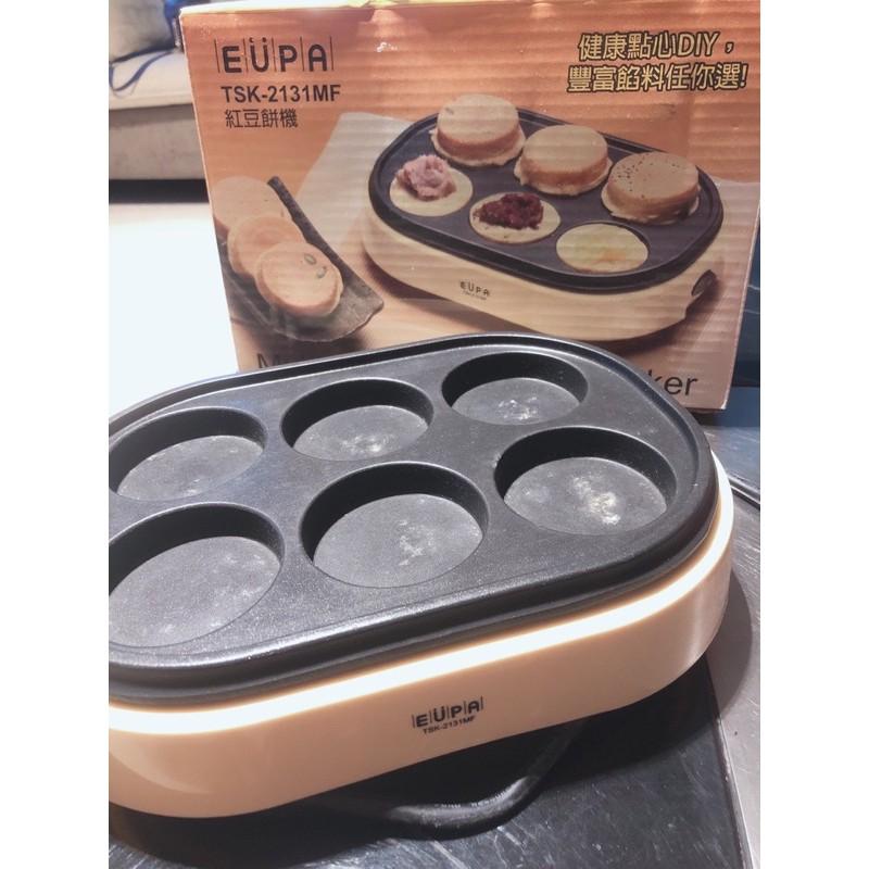 EUPA 紅豆餅機 二手 煎蛋機 煎肉排 鬆餅 早餐輕鬆做
