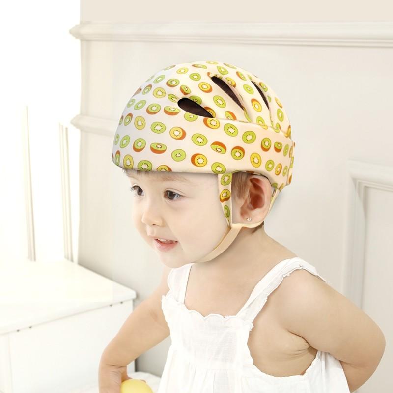 6-12個月寶寶安全帽子小孩嬰幼兒頭盔1-2歲半小童防撞防摔帽小兒3