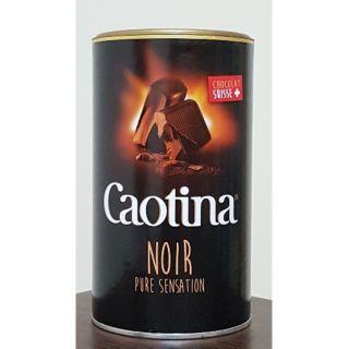 公司貨 可提娜 Caotina 頂級瑞士黑巧克力粉 500g/ 罐  可可粉  低脂可可 高雄市