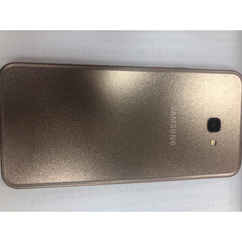 三星二手機j4+金色全機包膜