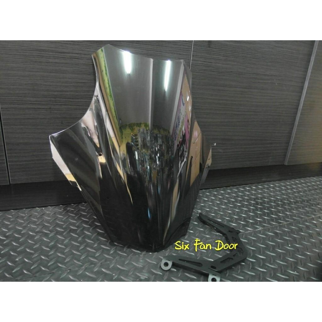 『六扇門』FORCE SMAX 燈匠 大風鏡 大盾風鏡 風鏡 前風鏡 擋風鏡 前擋風鏡