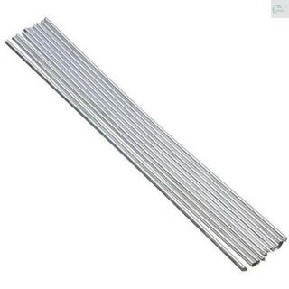 10pcs鋁焊絲低溫鋁焊絲實芯鋁焊條(實芯只能和鋁焊接) 25cm*3.2mm