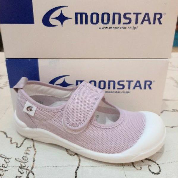 moonstar 女童2E絆帶室內鞋