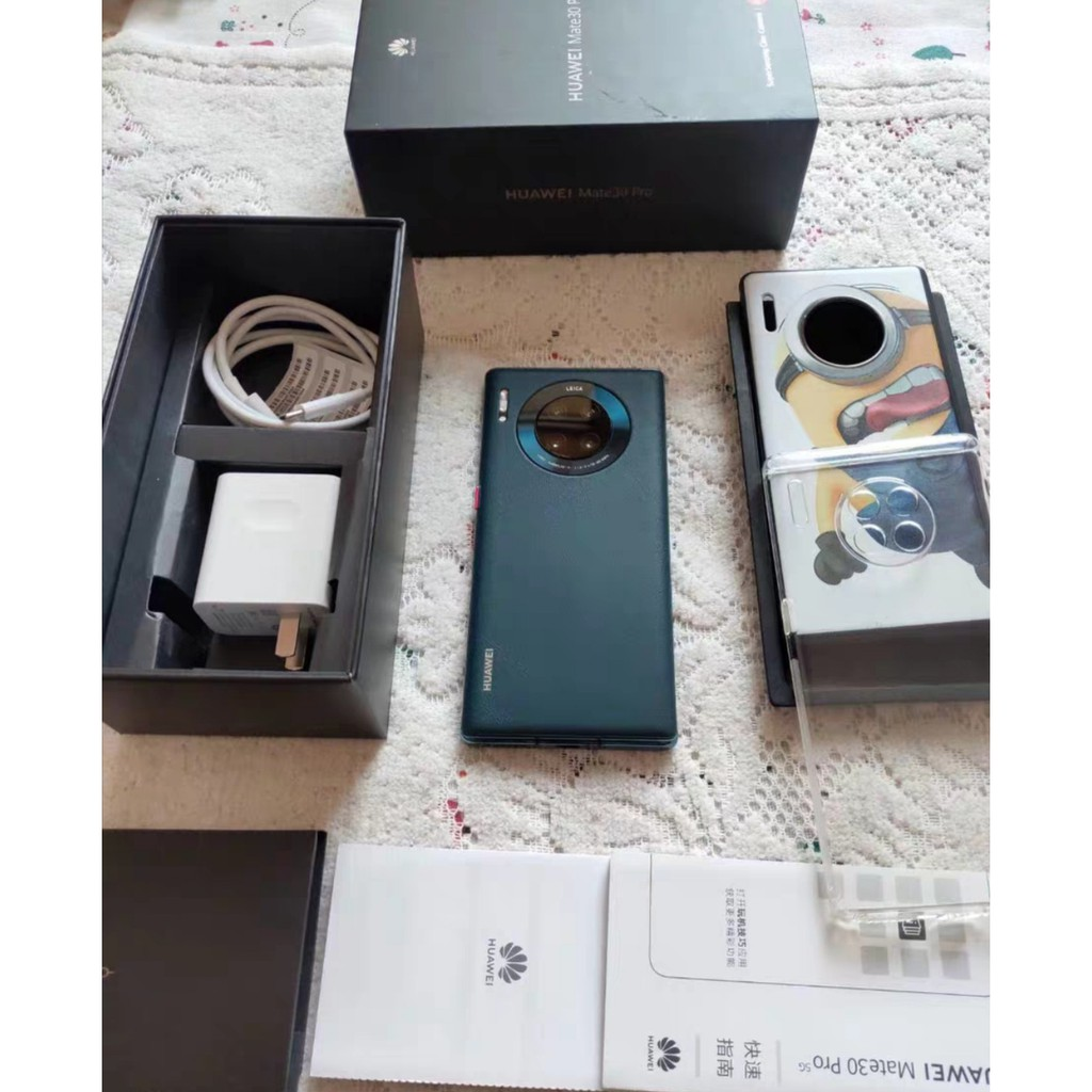華為 HUAWEI Mate30Pro Mate30 Pro Mate 30 Pro 5G (8G/256G) 青山黛