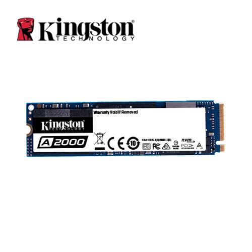 Kingston 金士頓 A2000 SA2000M8 250G / 500G M.2 2280 PCI-e 固態硬碟