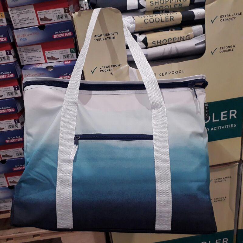 立體保溫保冷購物袋 保冷袋 保溫袋 / COSTCO 好市多代購