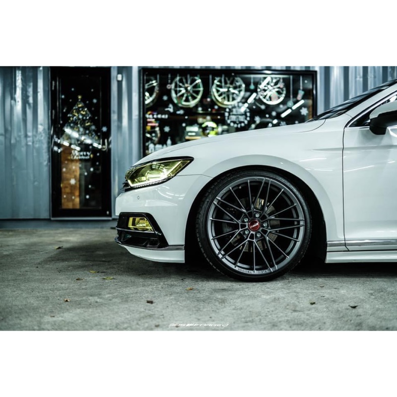 【358un綸碩商行】305Forged Wheels FT115 最新旋壓輕量化鋁圈 19吋