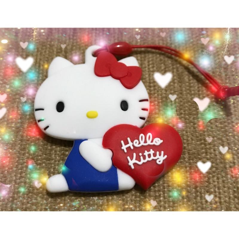 💞全新現貨💞HELLO KITTY 3D造型-LOVE 悠遊卡