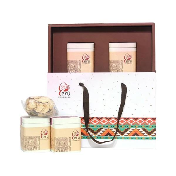 【沛路】黃金瑪卡切片二入禮盒組200克