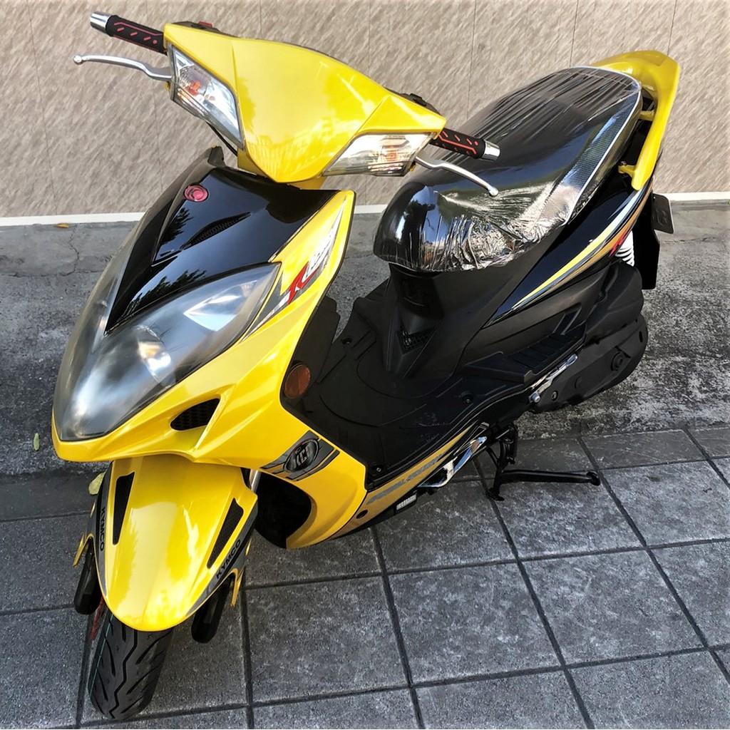 【寄售車】【0元交車】2011 年 KYMCO 光陽 雷霆 150 雷霆150 RACING 機車 雙碟