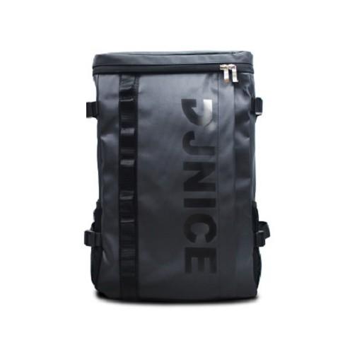 Jnice BAG-961 方型盒子後背包 黑 [網羽球後背包]【偉勁國際體育】