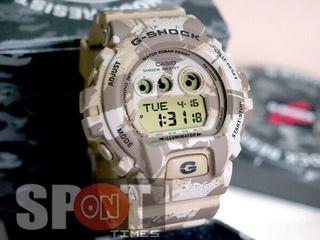 8d57 Casio卡西歐G SHOCK迷彩系列大手錶GD-X6900MC-5 雲林縣