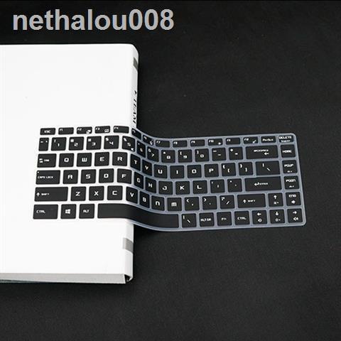 【現貨】▧微星GS65 GF63 P65 PS42 PS63筆記本電腦15.6英寸鍵盤防塵保護膜
