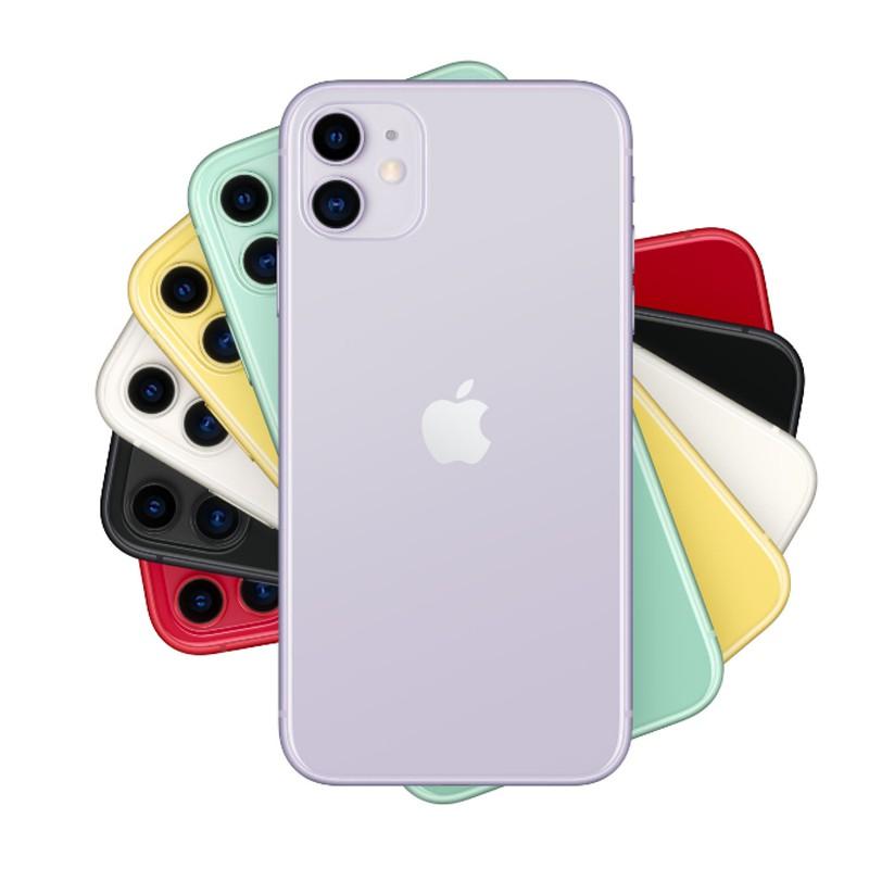Apple iPhone 11 64G 64GB 6.1吋 白/黑/紅/黃/紫/綠