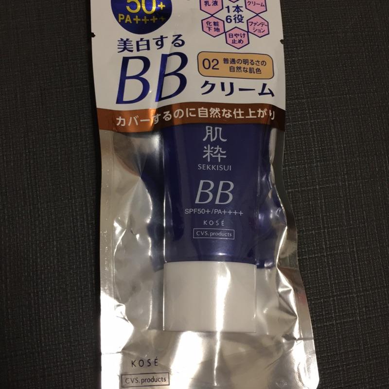 日本7-11限定雪肌粹BB霜