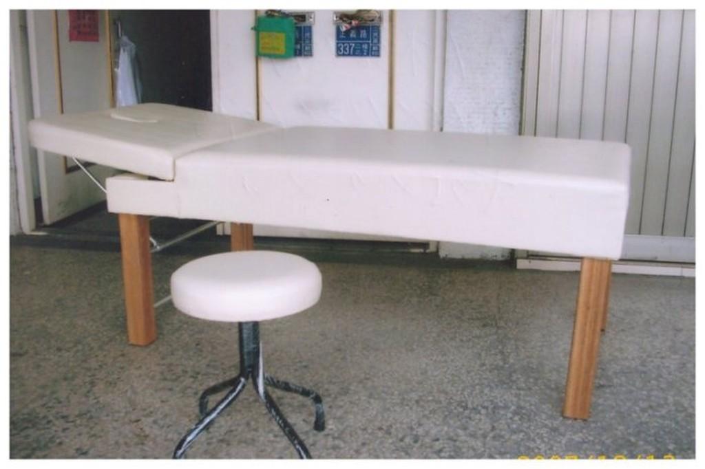 愛飛翔  A-9 木製兩用床 中 不含椅(兩款供選) 美容床【非台南、高雄請另問運費】