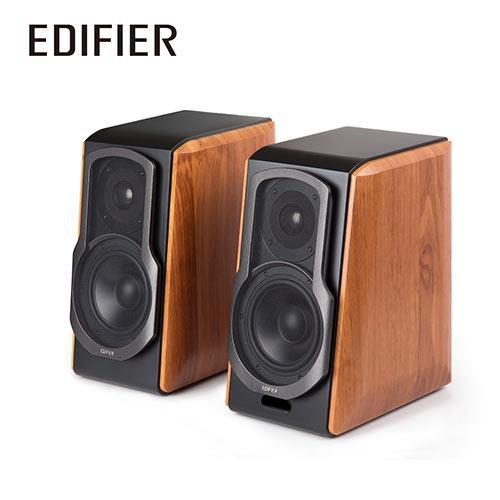 【S03 筑蒂資訊】Edifier 漫步者 S1000DB 2件式喇叭 高音喇叭 劇院音響 書架式喇叭 S1000
