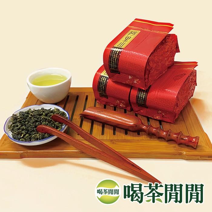 【喝茶閒閒】霜韻阿里山高山茶葉/清香/P0C2000/阿里山茶