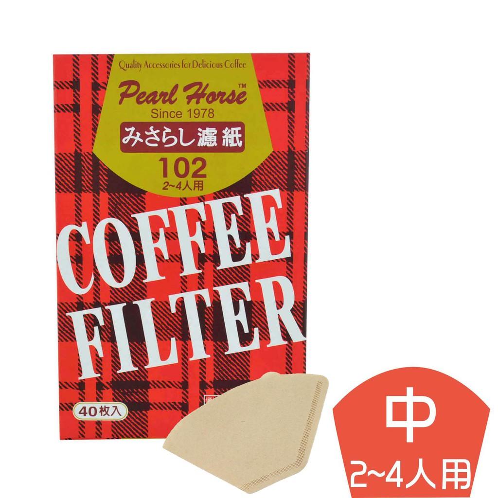 寶馬咖啡濾紙2-4人(40枚) 英國製 快速出貨商品