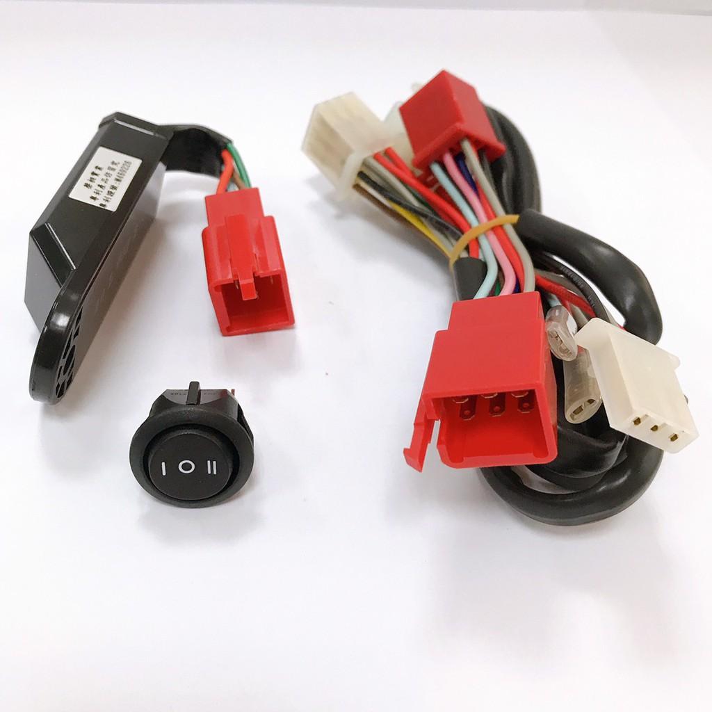 定位燈控制器 方向燈恆亮 警示燈閃爍G5化油 / 超5 / MANY110 (9線) 專用定位燈