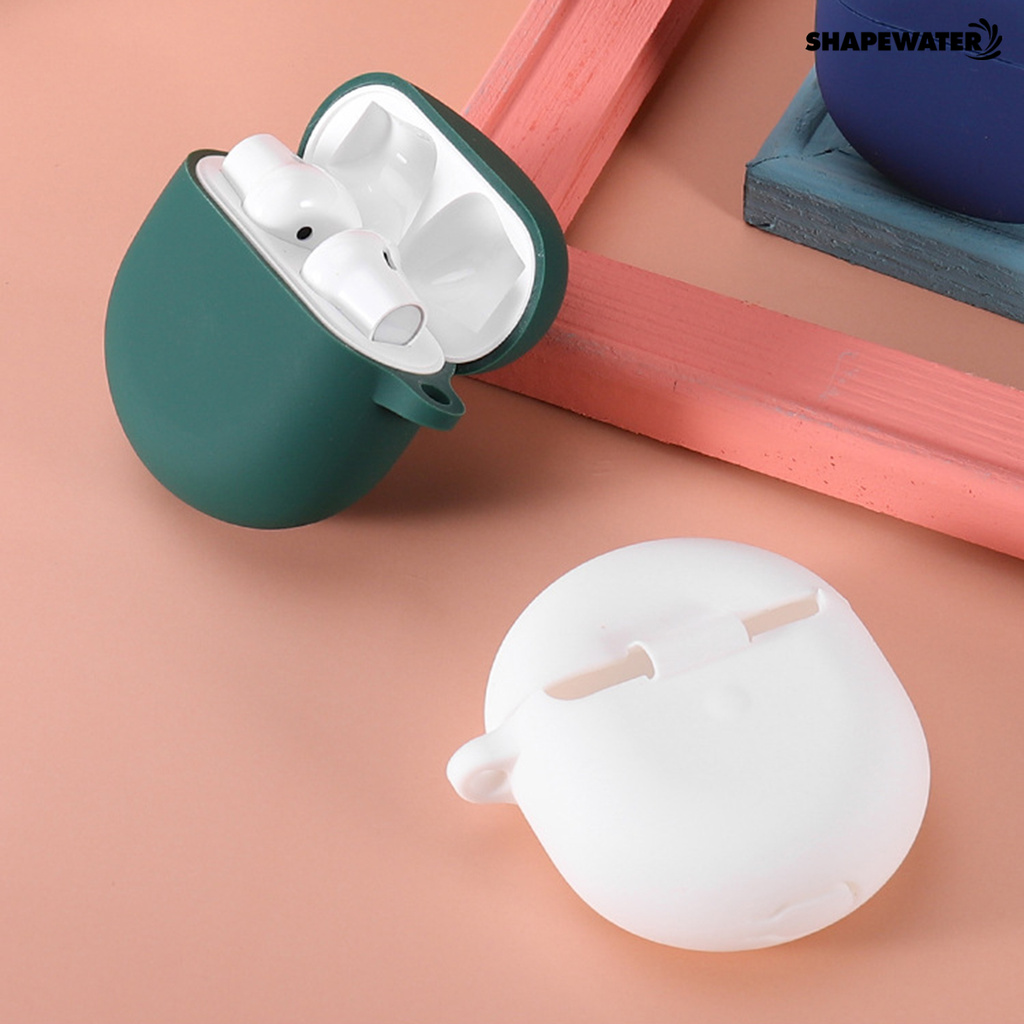 【嘉嘉】適用一加OnePlus Buds耳機保護套OnePlus Buds z矽膠藍牙耳機套