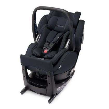 【德國代購】Recaro汽車安全座椅Salia Elite i-Size Select Night Black 2021