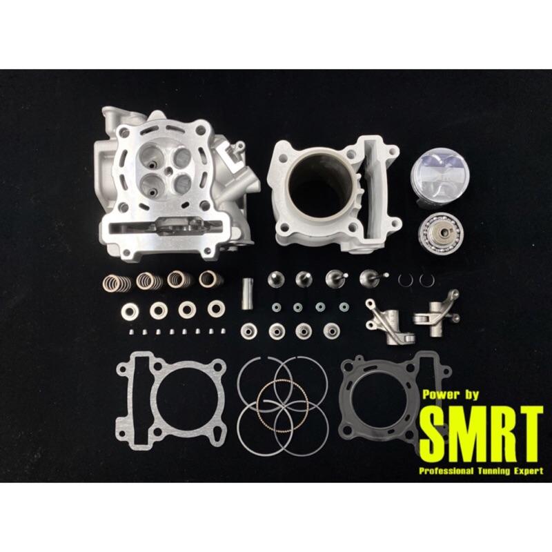 SMRT SMAX FORCE 63 63mm 18匹引擎套件組含改裝缸頭 2020 CNC新版