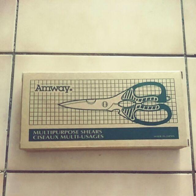 《全新》安麗Amway 剪刀